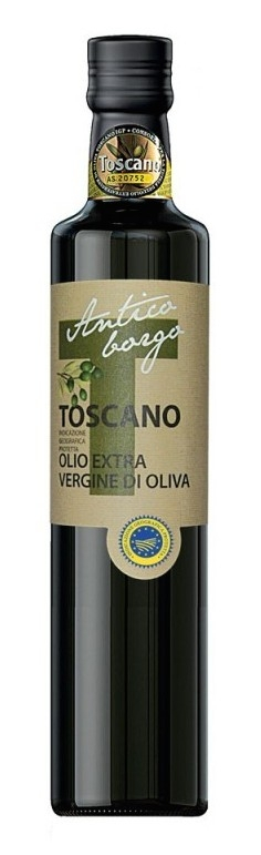 Antico Borgo, the scent and flavours of the Frantoio, Moraiolo and Leccino trine
