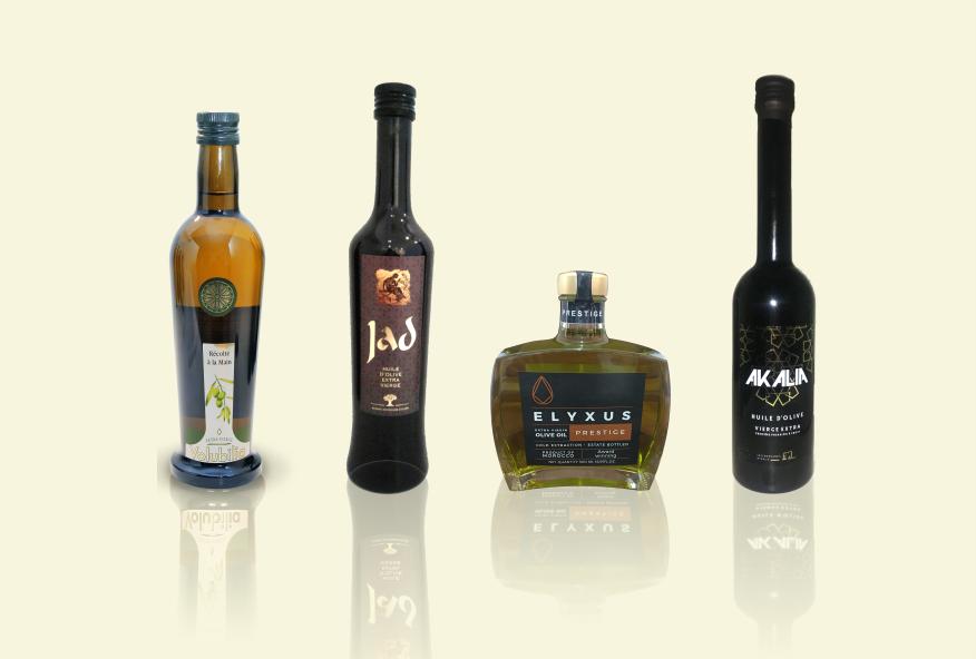 Agro-pôle Olivier, Meknès: promotion de l'huile d'olive marocaine de qualité, Trophée Premium