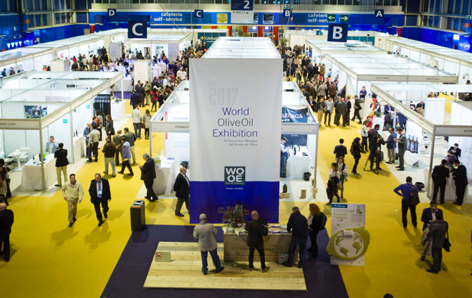The World Olive Oil Exhibition will return to Madrid on the 21st and 22nd of March 2018