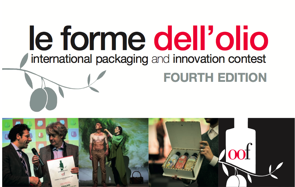 The winners of the 2017 Forme dell'olio contest