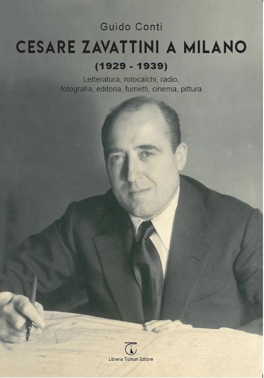 Cesare Zavattini a Milano