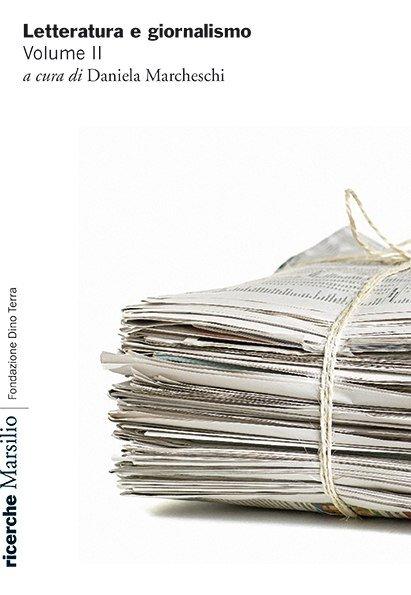 Letteratura e Giornalismo, il secondo volume