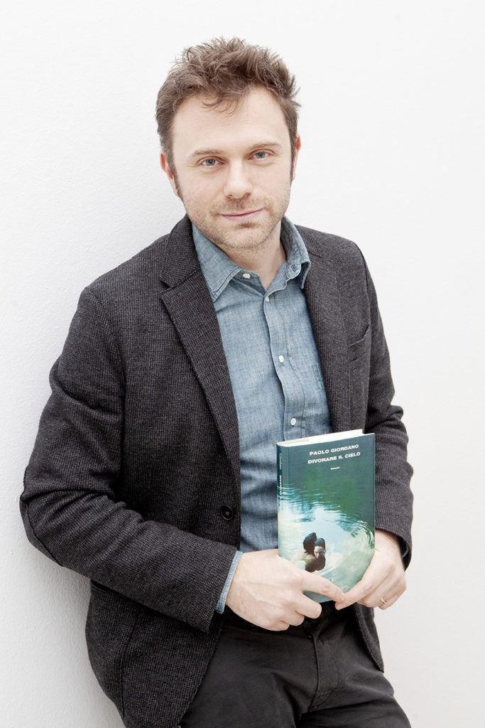 IlPremio Olio Officina 2019 allo scrittore Paolo Giordano