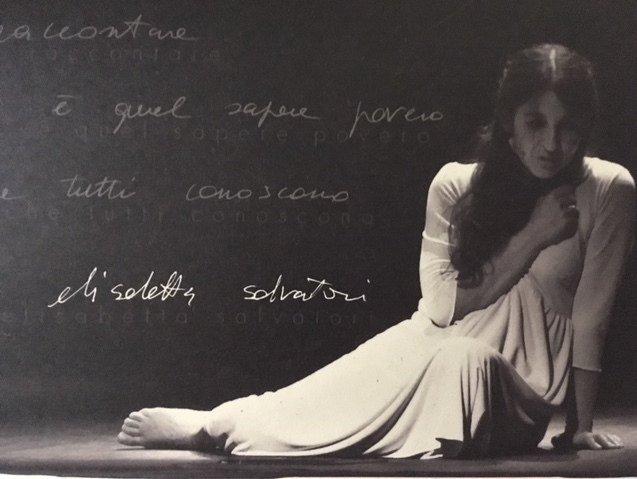 Oltre le quinte… Intervista con Elisabetta Salvatori