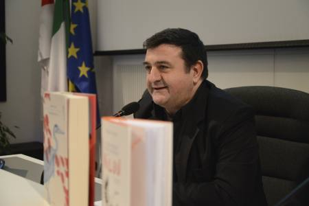 Una cavalcata nella letteratura, con Guido Conti