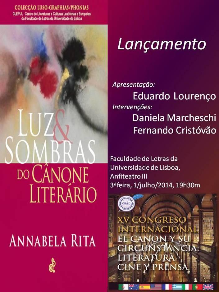 Luz & Sombars do Cânone Literário