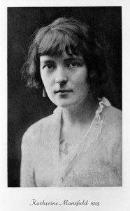 Katherine Mansfield. Quattro Poesie