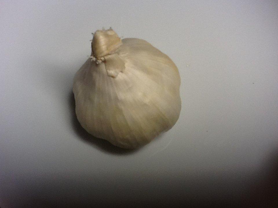 Avete mai provato il pesto d'aglio?