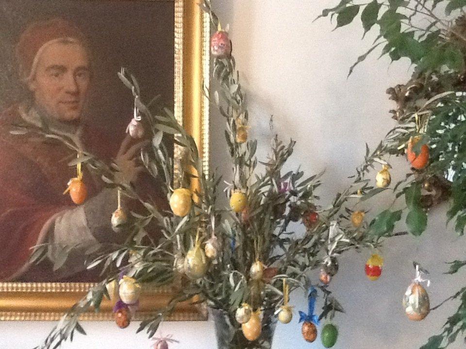 Lo sapete che esiste anche l'albero di Pasqua?