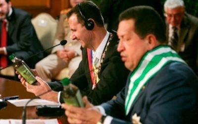 Hugo Chavez, Bashar al-Assad e l'olio di oliva