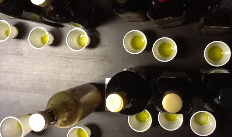 Oli da olive in sofferenza, massima attenzione