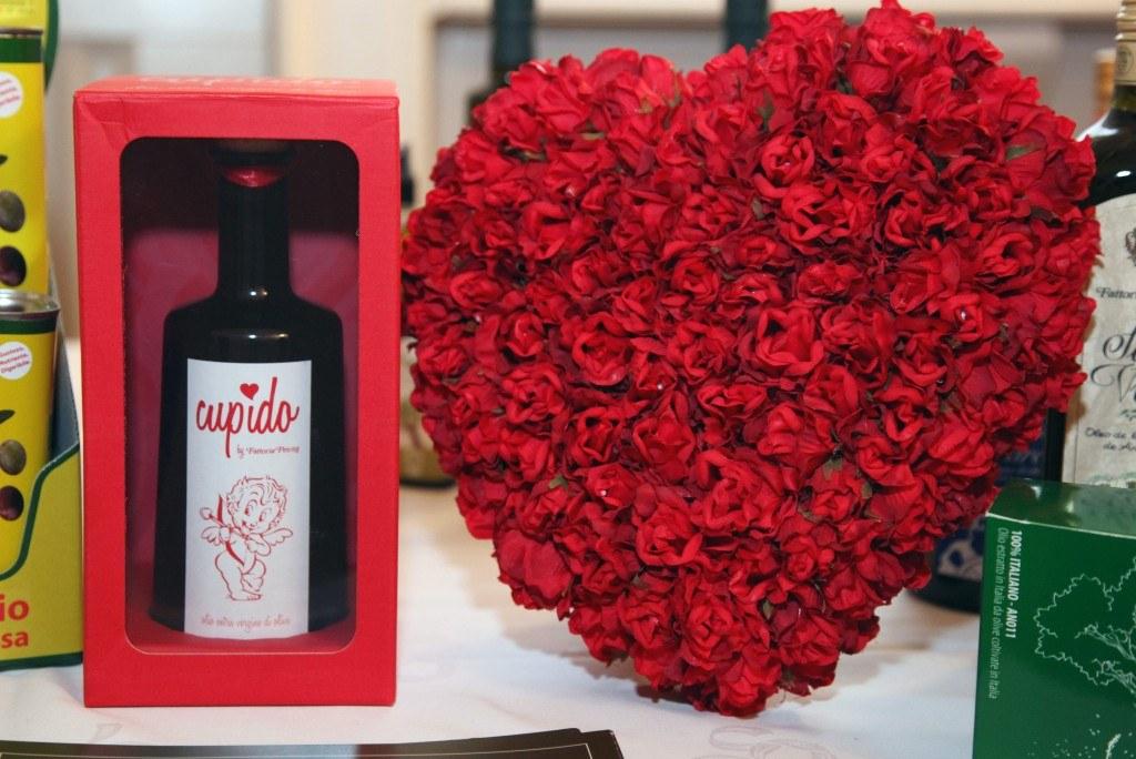 Cupido, l'olio che celebra l'amore