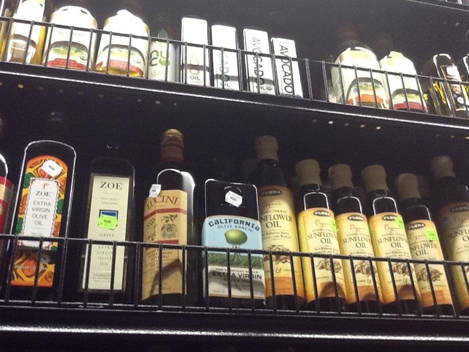 I prezzi degli oli da olive alla produzione secondo quanto riportato dal Coi