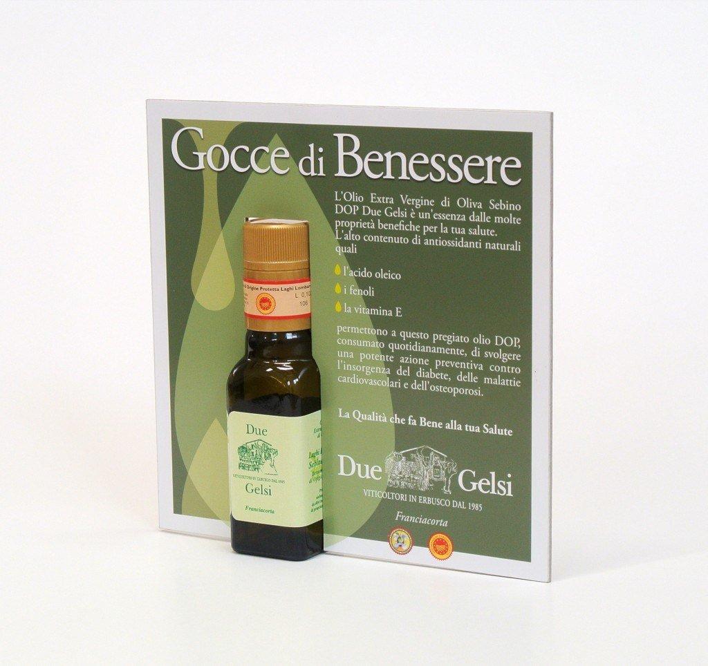 L'olio da olive è fonte di benessere? E allora lo si accolga nelle farmacie
