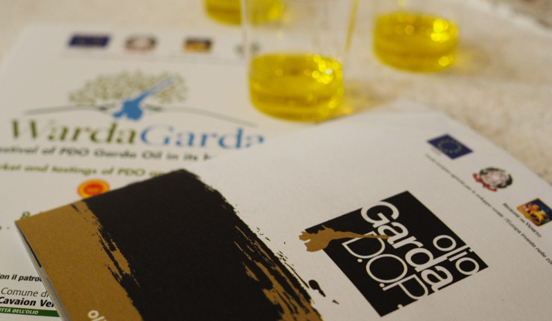WardaGarda a Cavaion Veronese, il festival dell'olio Dop Garda nel suo entroterra