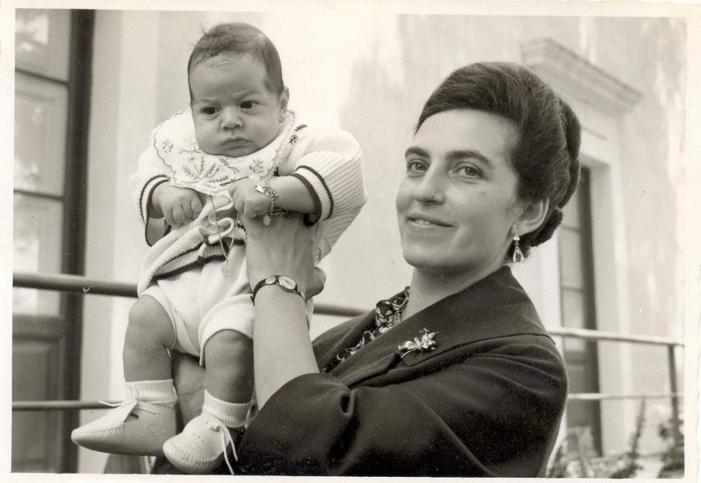 Oggi, primo febbraio, lo dedico a mia madre Maria