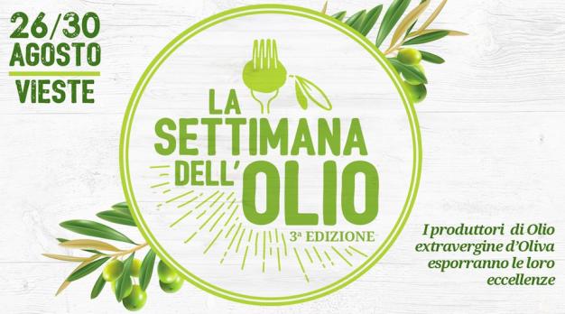 Un'intera settimana dedicata all'olio extra vergine di oliva a Vieste