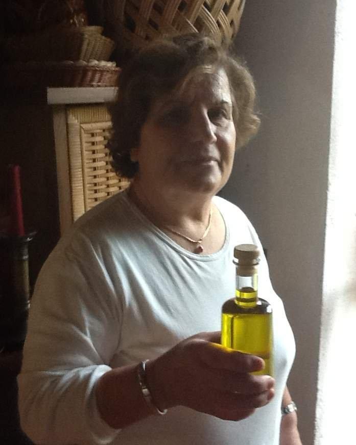 L'olio di Giuseppina