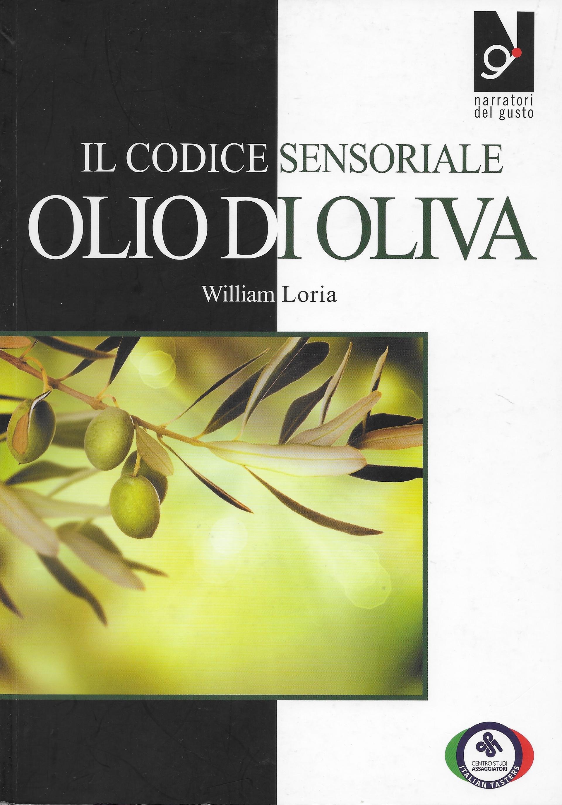 Il codice sensoriale olio di oliva