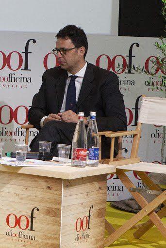 Michele Martucci ai vertici di Eurolivepomace, la Federazione europea del settore olio di sansa di oliva