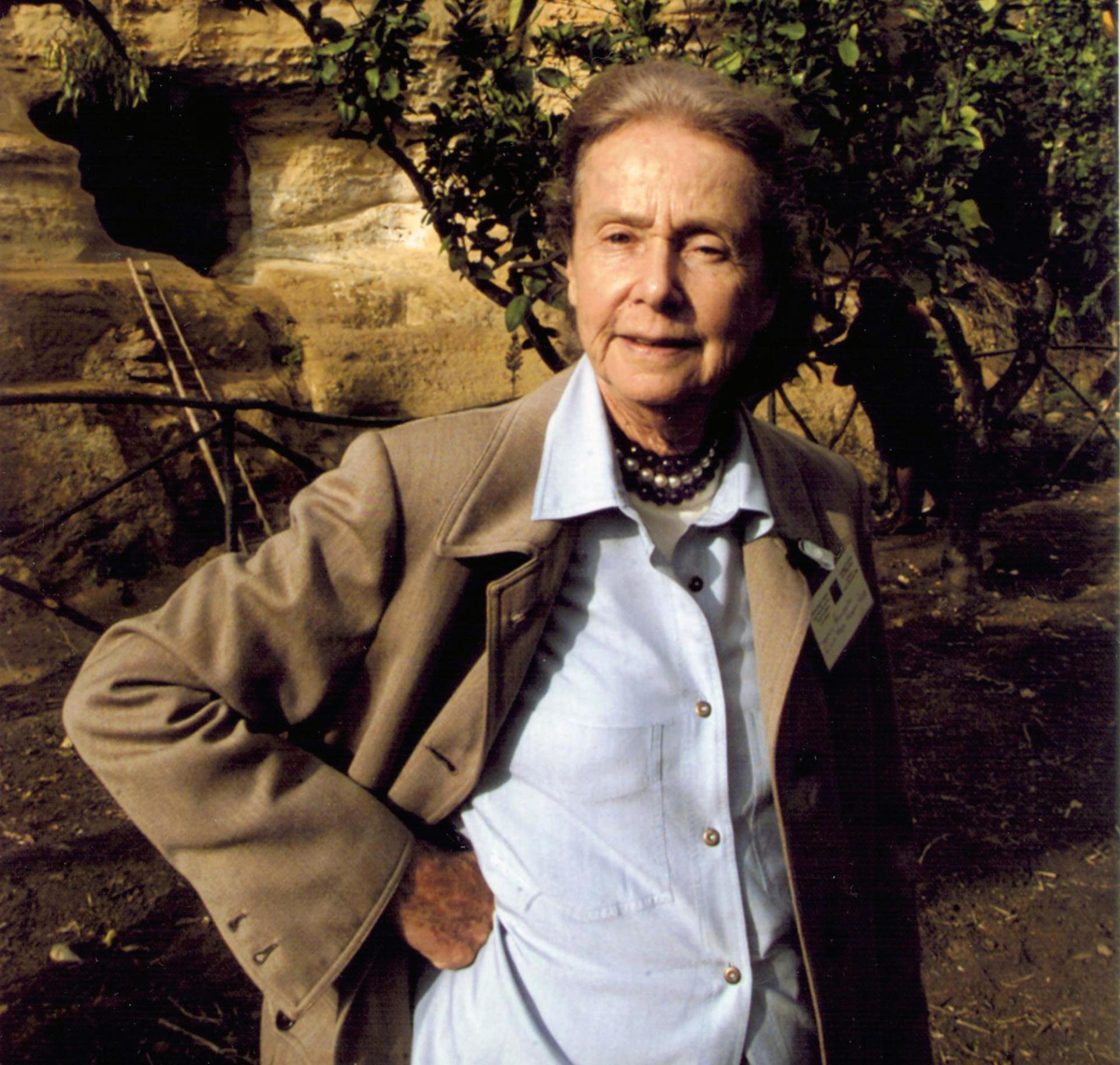 La scomparsa della fondatrice e presidente onoraria del FAI Giulia Maria Crespi