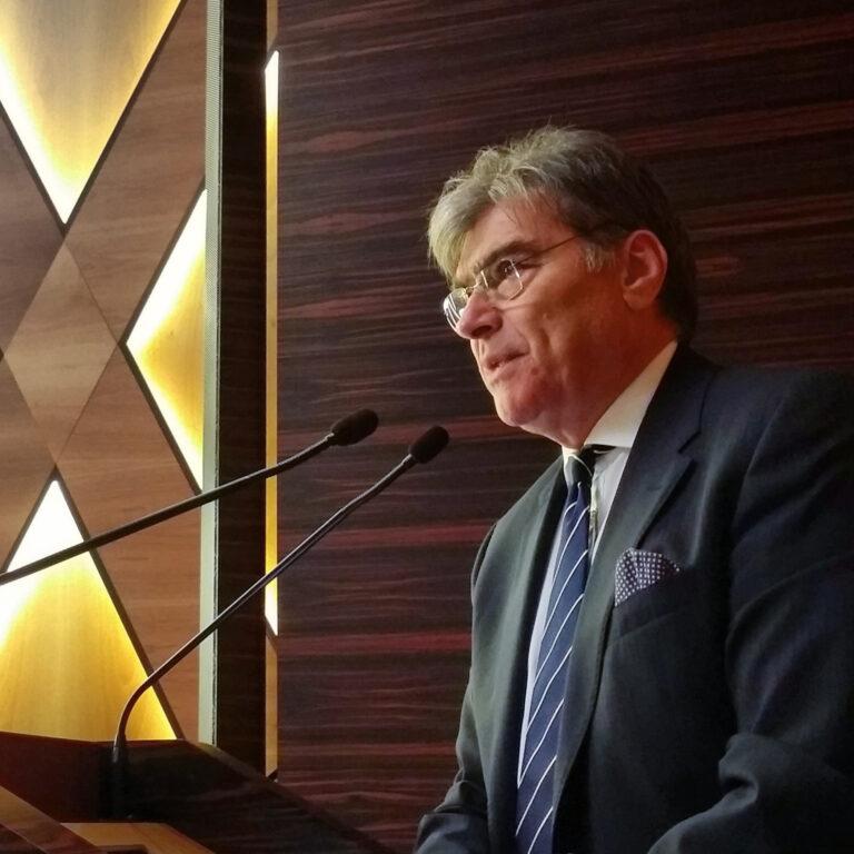 Santino Taverna è stato riconfermato presidente nazionale Fimaa