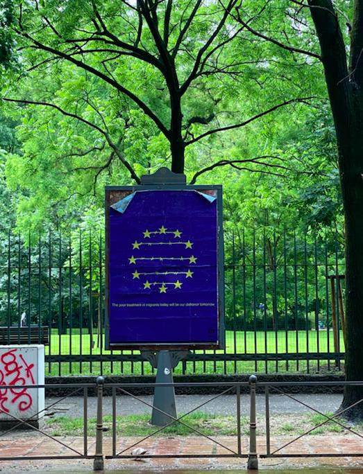 La seconda delle due grandi divisioni che dilaniano l'Unione europea