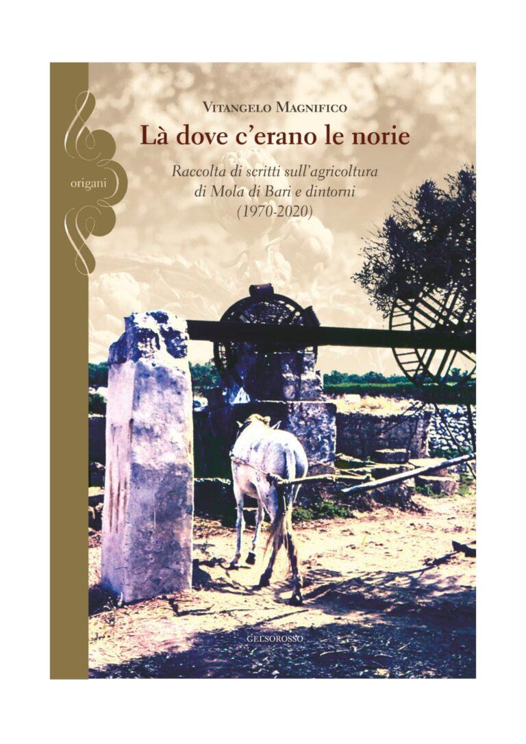 L'atteso libro di Vitangelo Magnifico sarà presentato a Mola di Bari