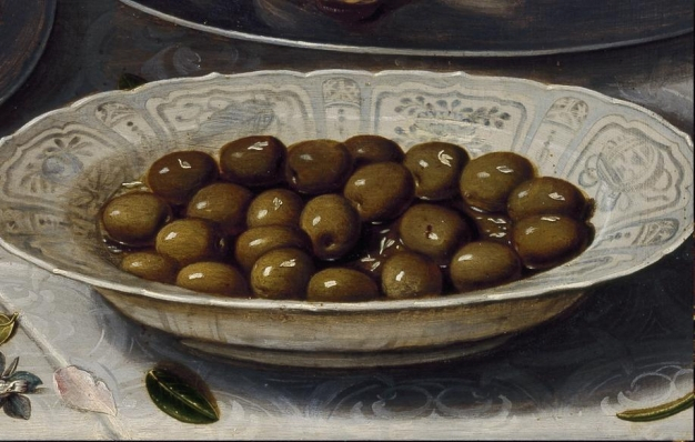 Imports of Table Olives