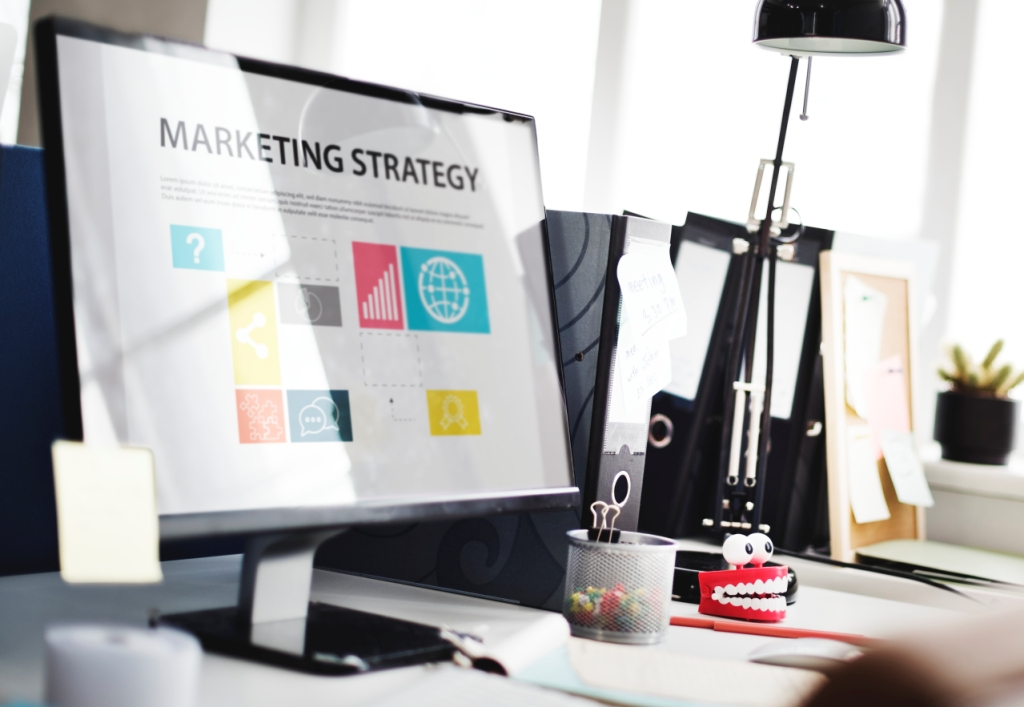 Il Marketing Mix e le 4 P all'interno del web marketing