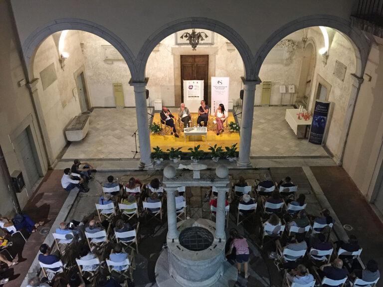 Il festival Trame d'Estate si muove tra narrativa e giornalismo