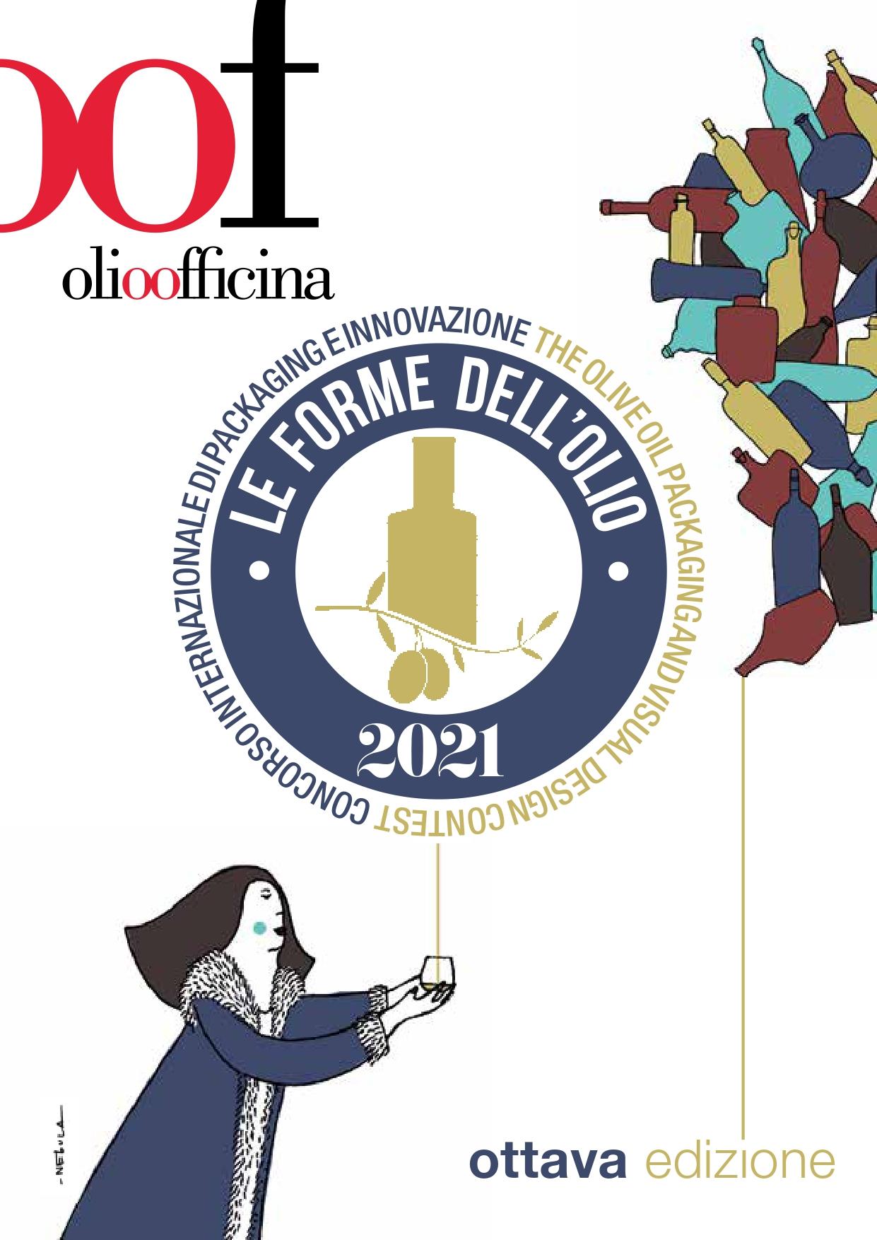 Le Forme dell'Olio 2021. Al via l'ottava edizione del concorso internazionale di packaging, innovazione e design