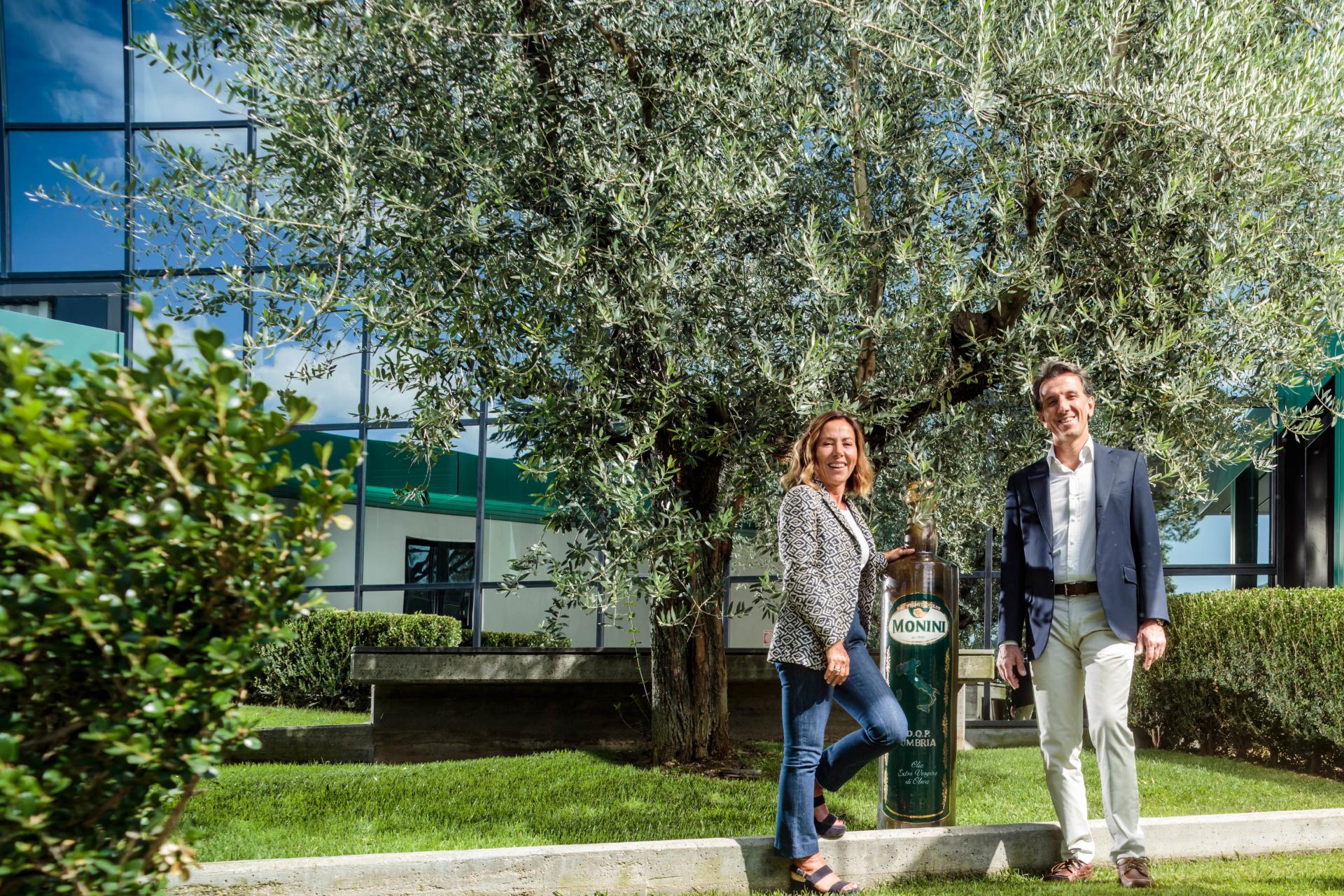 Monini al Cibus Forum per presentare il futuro, moderno e sostenibile, dell'olio italiano