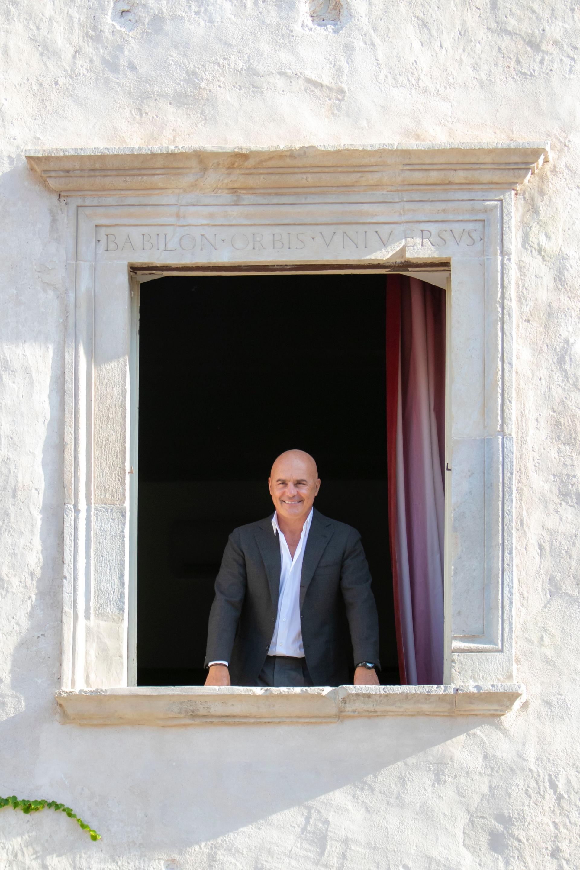 Il Premio Monini 2020 all'attore Luca Zingaretti