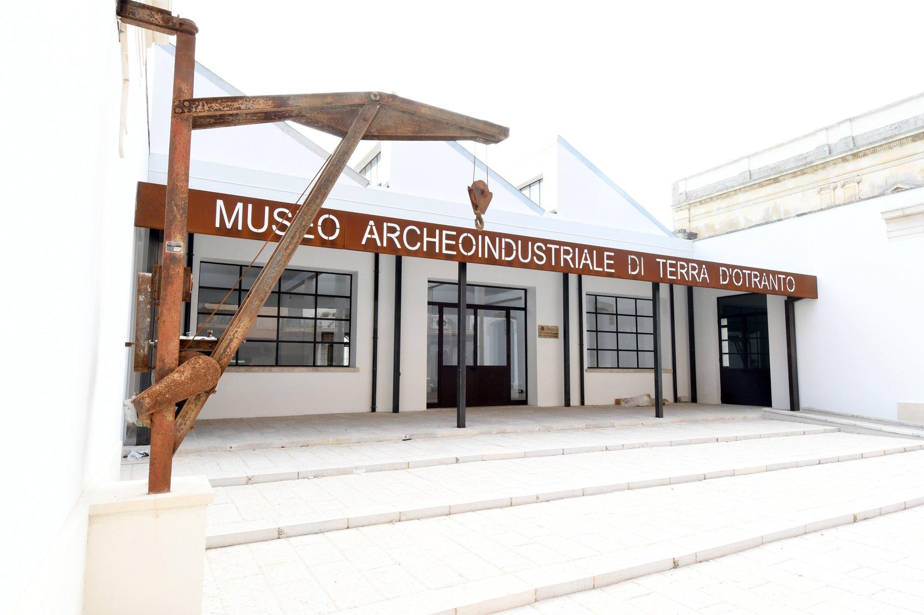 Da fabbrica a Museo archeoindustriale di Terra d'Otranto. Accade a Maglie