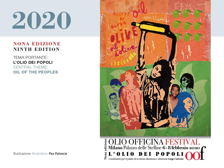 OOF 2020- L'olio dei Popoli