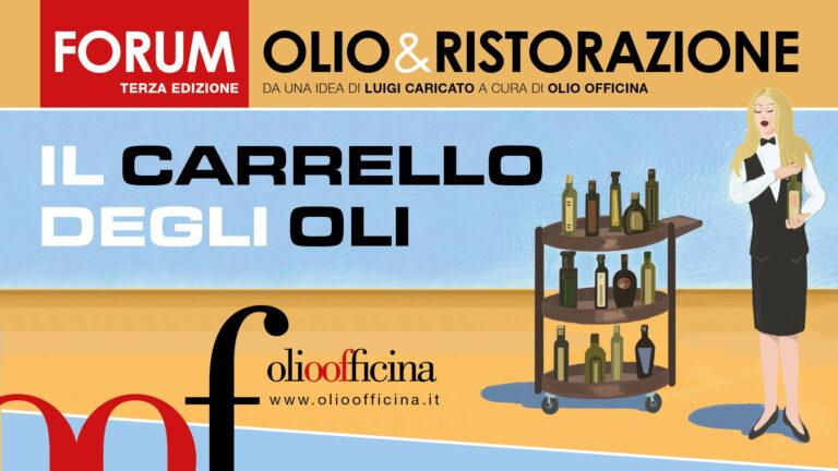 Forum Olio & Ristorazione. Segui la diretta streaming