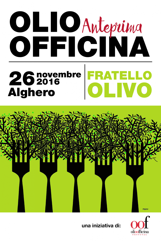 Olio Officina Anteprima 2016 ad Alghero