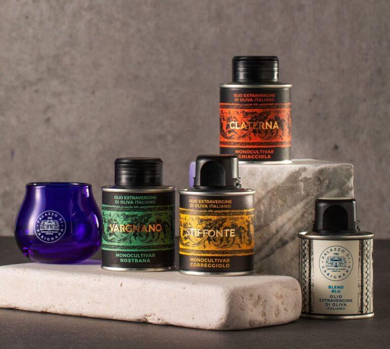 Olive Oil Smart Tasting Class. A Palazzo di Varignana un corso online rivolto a tutti