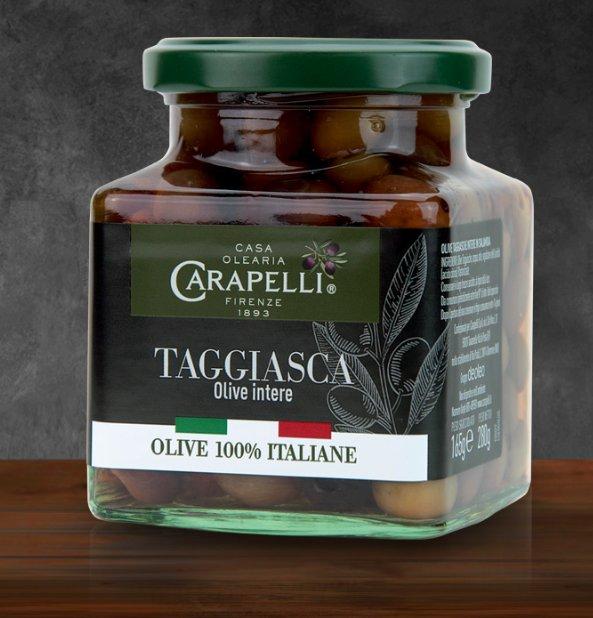 Le olive da tavola Carapelli, una grande sorpresa