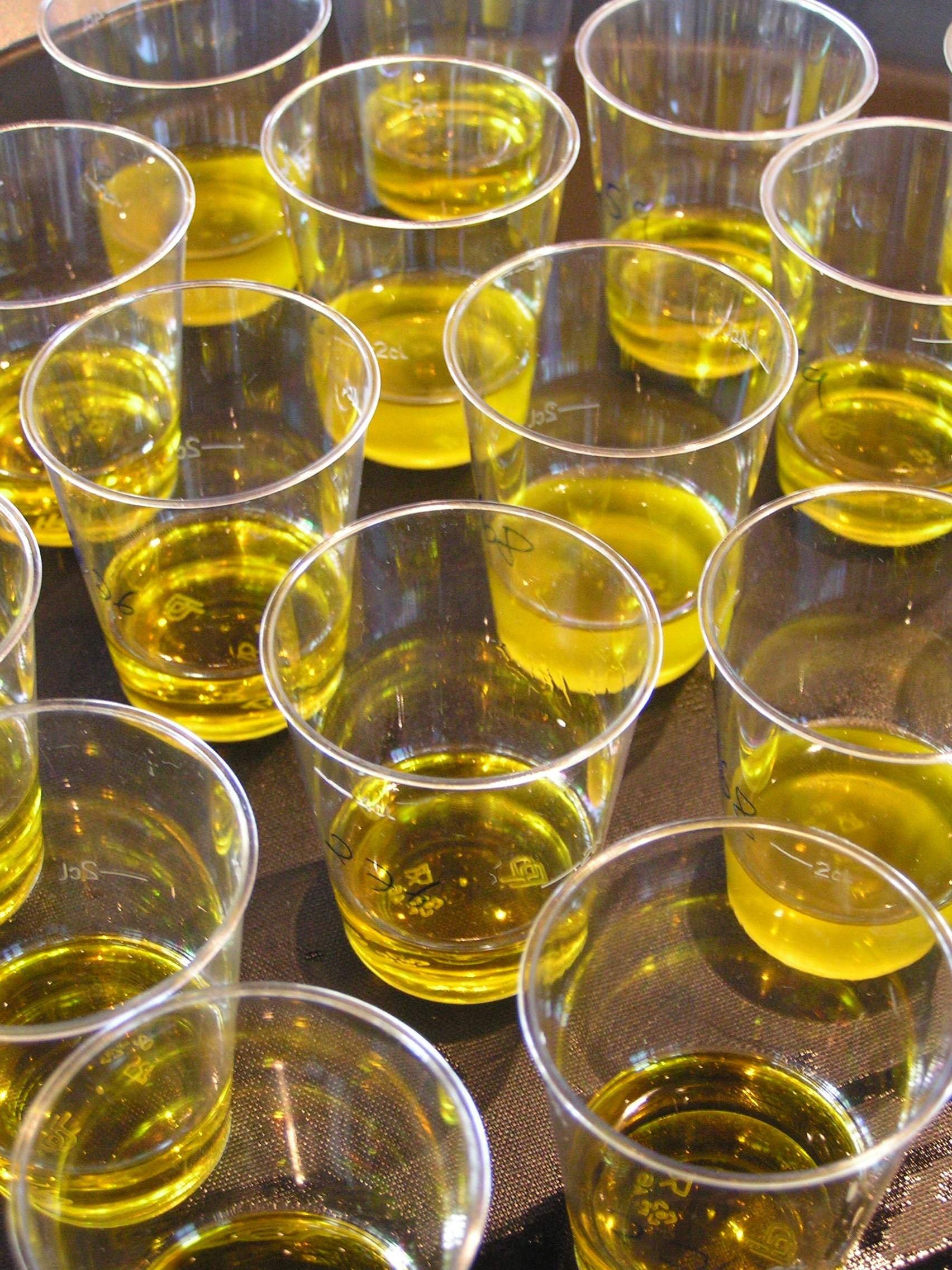 Olive oil stocked in Italy. Update of 30 November 2020