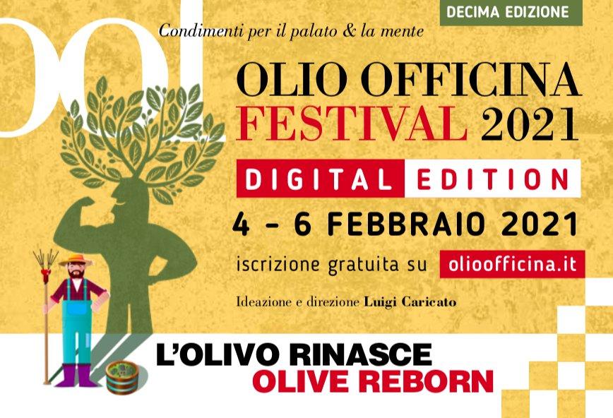 Olio Officina Festival 2021, la decima edizione