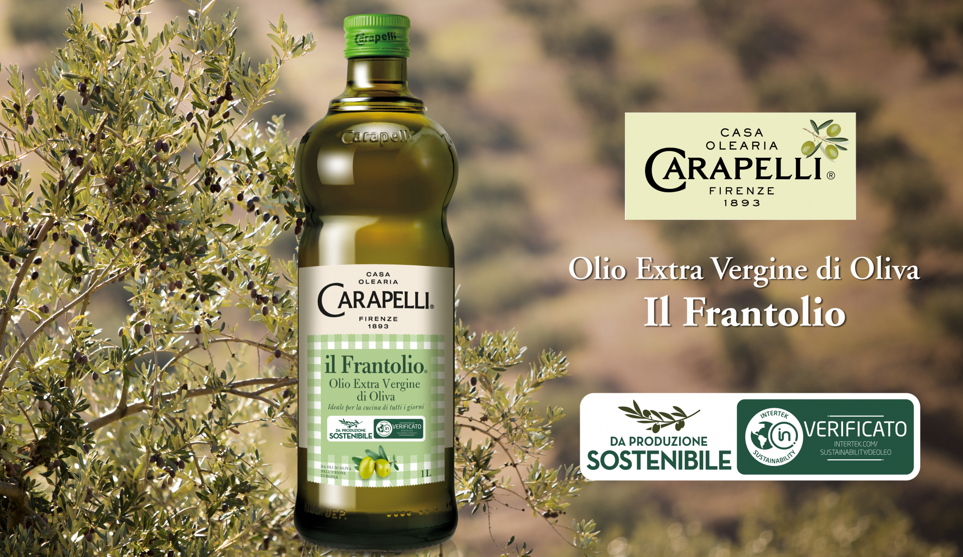 Un nuovo modo di intendere l'olio extra vergine di oliva è possibile