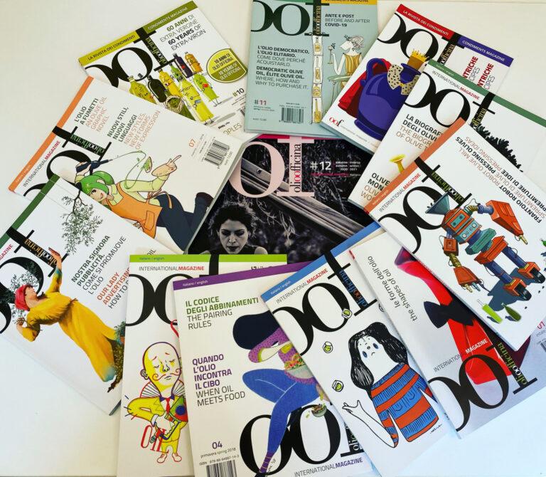 OOF International Magazine. Speciale 8 marzo