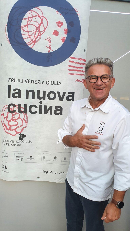 La prematura scomparsa dello chef Ilija Pejic
