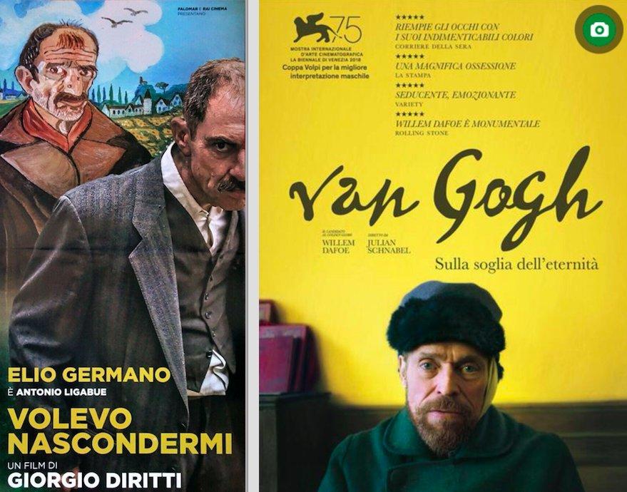 Cinema e arte, quando i due linguaggi si intersecano