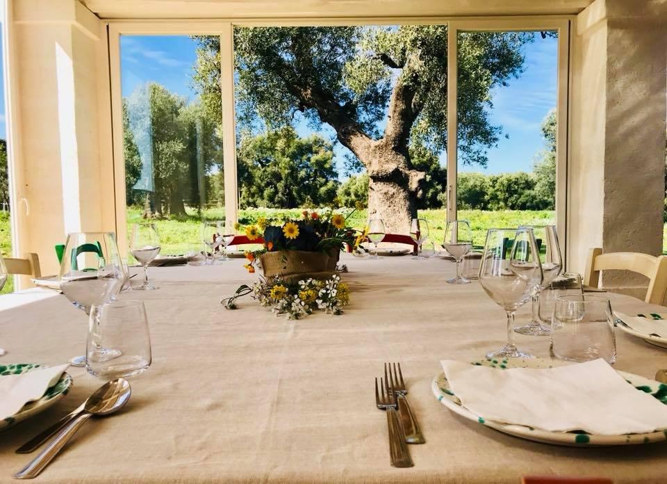 È estate, in Puglia c'è l'Agrobistrot di Pantaleo Agricoltura