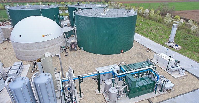 Il biometano agricolo necessario con la nuova Pac