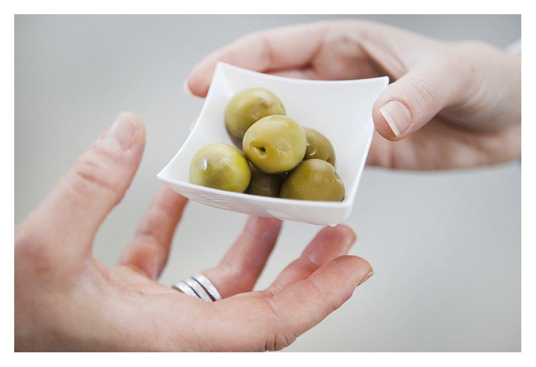La trasformazione delle olive da tavola, i vari metodi