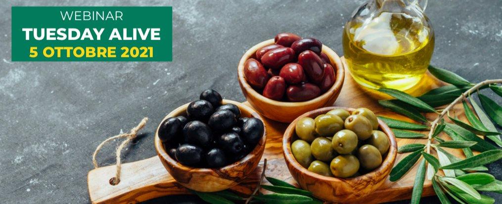 Non c'è successo commerciale con le olive da tavola senza la necessaria preparazione